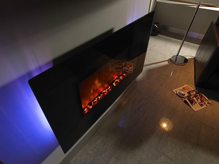 fuego electrico Simpex modelo Arizona