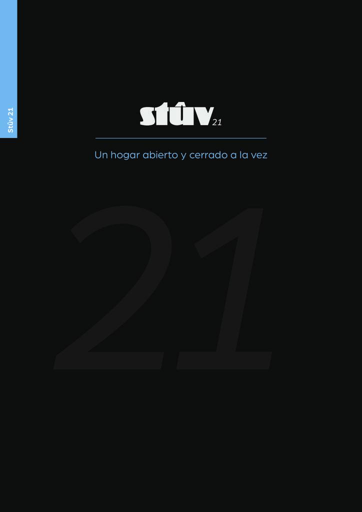 Catálogo STUV 21