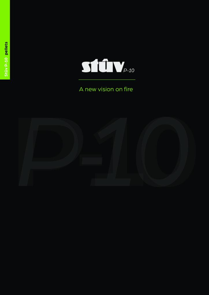 Catálogo Stuv pellets p-10